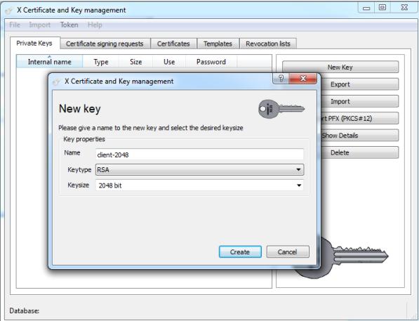 Certificate Generation With XCA - Betfair Exchange API - Betfair
