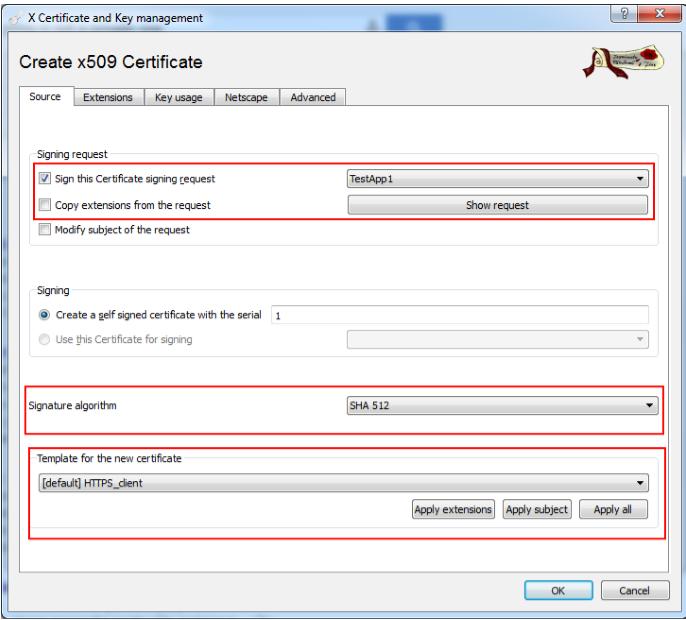 Certificate Generation With XCA - Betfair Exchange API